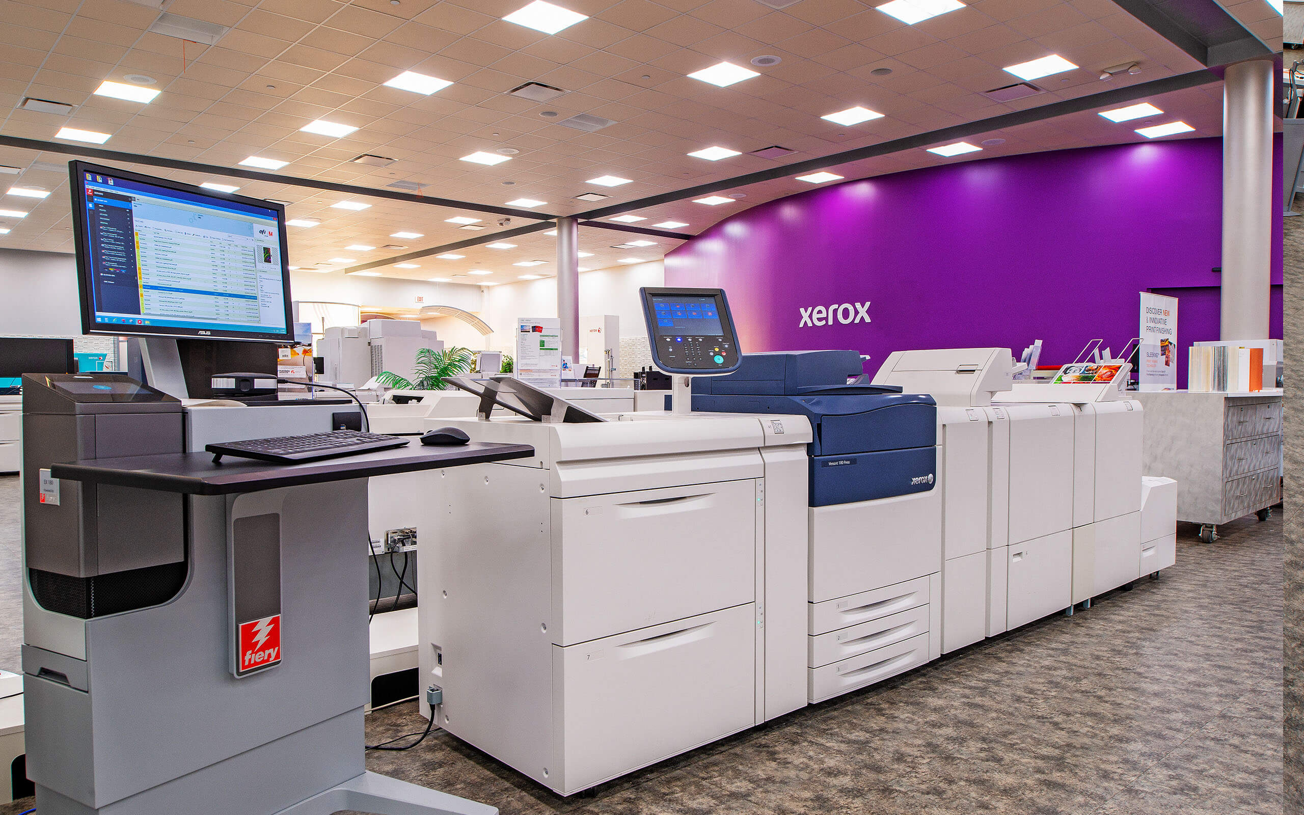 Shop all Xerox<sup>®</sup> Production Printing Devices from Document Systems, A Xerox Business Solutions Company