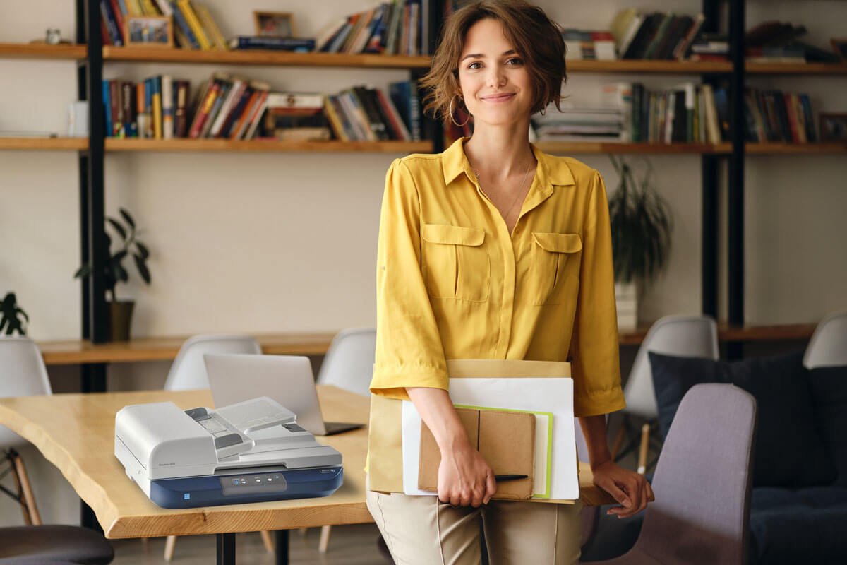 Shop Xerox® DocuMate scanners for checks, identification cards and passports from Document Systems, A Xerox Business Solutions Company
