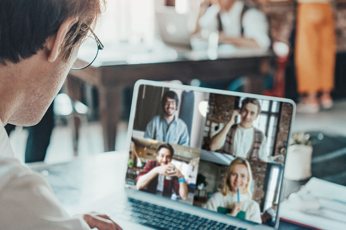 Create the perfect digital workplace with voice and video collaboration solutions