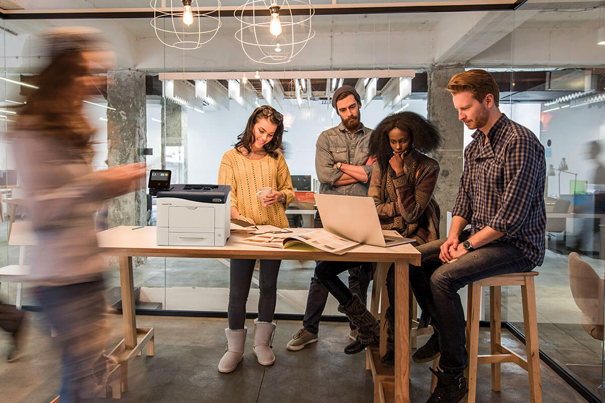 Learn more about Xerox® Intelligent Workplace Services and bring managed print, robotic process automation and more to your business today